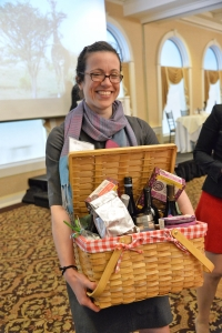 WICE Conference held at the Glens Sander Mansion April 2015. Tabatha Robinson president